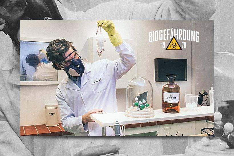 Escape Rooms Mönchengladbach - Biogefährdung