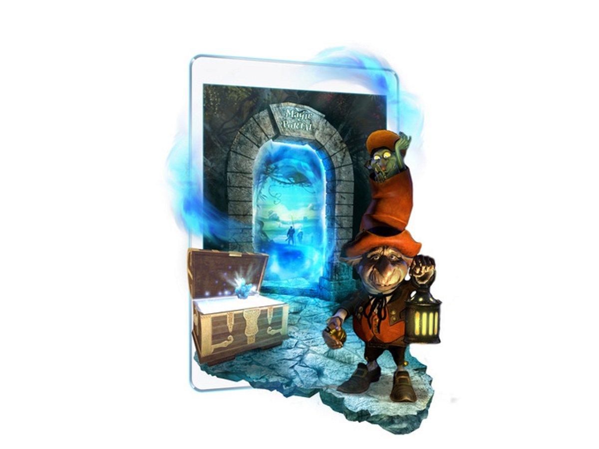 Magisches Portal - Giessen auf dem Schiffenberg