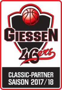 escapegame classic partner 2017-2018 giessen46er basketballer
