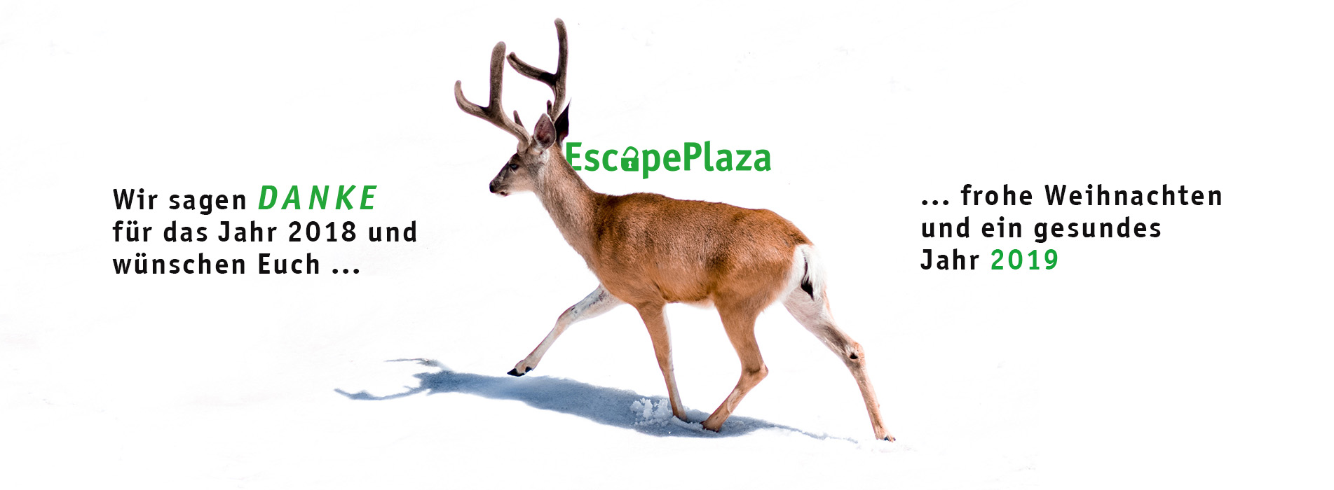 Escape Rooms Escapeplaza Christmas 2018