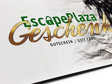 Escape Room Outdoor Escape Game Erlebnis verschenken Linden