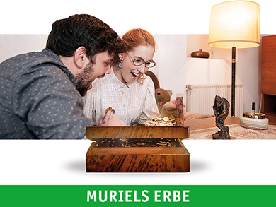Escape Room Muriels Erbe Linden