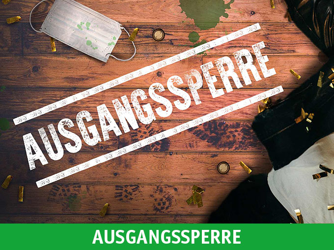 Ausgangssperre - Online Escape Game