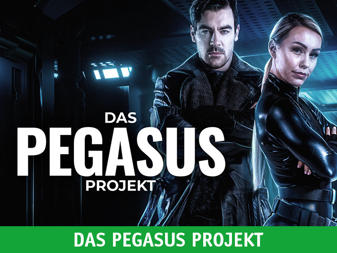 Das Pegasus Projekt Online Escape Room